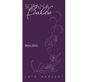 Susana Balbo - Late Harvest Malbec