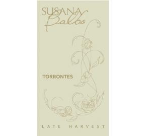 Susana Balbo - Late Harvest Torrontes label