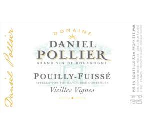 Domaine Daniel Pollier - Pouilly-Fuisse - Vieilles Vignes