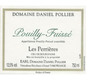 Domaine Daniel Pollier - Les Perrieres