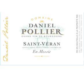 Domaine Daniel Pollier - Saint Veran - En Messie