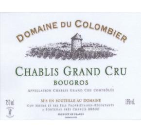 Domaine du Colombier - Chablis Grand Cru Bougros