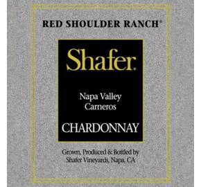 Shafer - Red Shoulder - Chardonnay