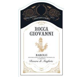 Rocca Giovanni - Barolo Ravera di Monforte