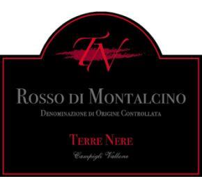 Terre Nere - Rosso di Montalcino