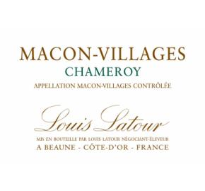 Louis Latour - Macon-Villages - Chameroy