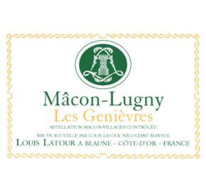 Louis Latour - Macon-Lugny - Les Genievres