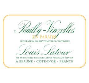 Louis Latour - Pouilly-Vinzelles - En Paradis