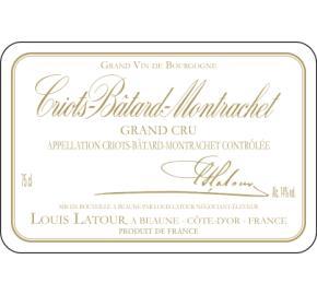 Louis Latour - Criots-Batard-Montrachet