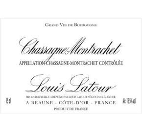 Louis Latour - Chassagne-Montrachet - White