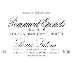 Louis Latour - Pommard-Epenots