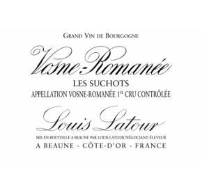 Louis Latour - Vosne-Romanee 1er Cru - Les Suchots