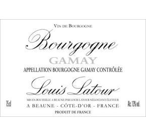Louis Latour - Bourgogne Gamay