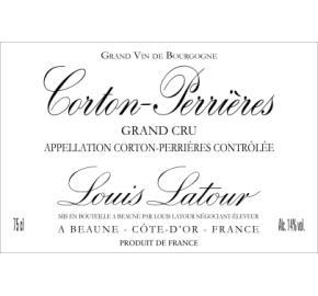 Louis Latour - Corton Grand Cru Perrieres
