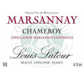 Louis Latour - Marsannay Chameroy
