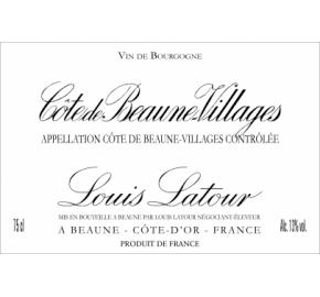 Louis Latour - Cote De Beaune Villages
