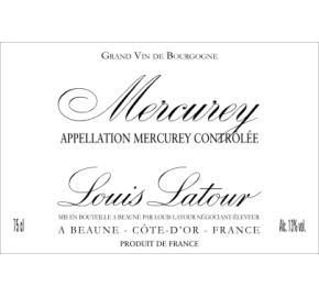Louis Latour - Mercurey