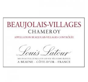 Louis Latour - Beaujolais Villages - Chameroy