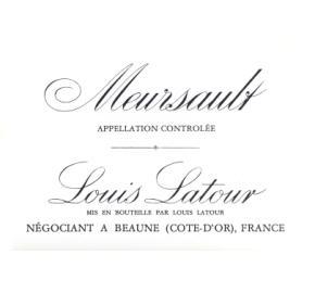 Louis Latour - Meursault