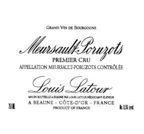 Louis Latour - Meursault Poruzots 1er Cru