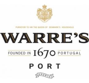 Warre's - Vintage Port label