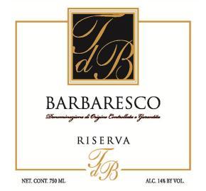Terre del Barolo - Barbaresco Riserva label