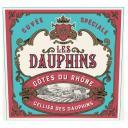 Les Dauphins - Cotes Du Rhone Reserve Red