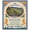 Dr. Hans VonMuller - Riesling QBA