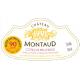 Chateau Montaud label