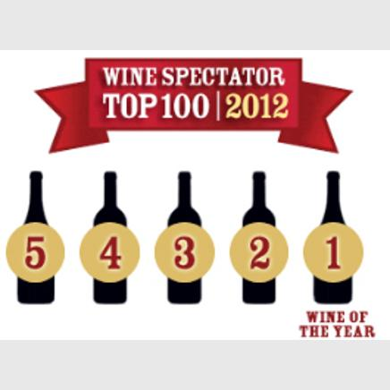 Bordeaux in Wine Spectator's 2012 TOP100!