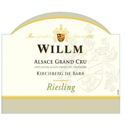 Alsace Willm - Riesling Kirchberg de Barr 2009