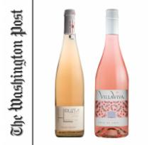 Dave McIntyre reviews two rose wines from Europe